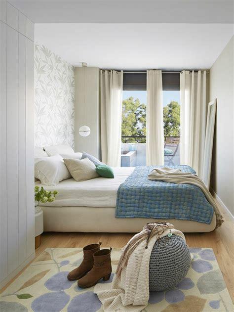 Kleines Schlafzimmer Einrichten  55 Stilvolle Wohnideen