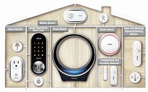 Welches Smart Home System : iot hero asus builds smart home system solutions ~ Michelbontemps.com Haus und Dekorationen