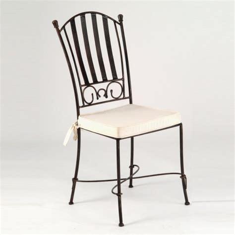 chaises en fer forg photo chaise de cuisine fer forge