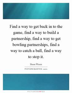 Shane Warne Quo... Bowling Game Quotes