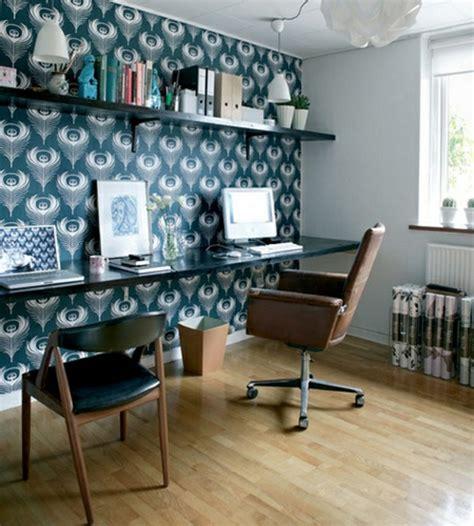 bureau peint designs uniques de bureau suspendu archzine fr
