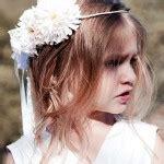 toddler flower girl hairstyles : Woman Fashion