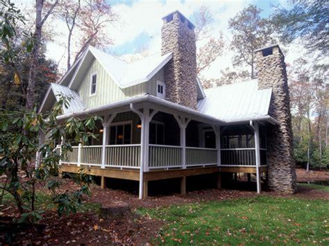 rustic cabin plans sq feet rustic cabin plans wrap porch small farmhouse