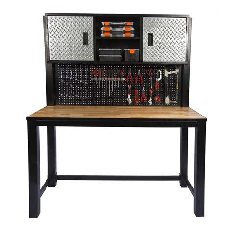 ultimate storage     mm garage workbench