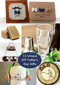 13 Unique DIY Father's Day Gifts He'll Love - DIY Candy