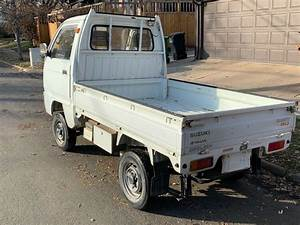 1992 Suzuki Carry Kei Truck