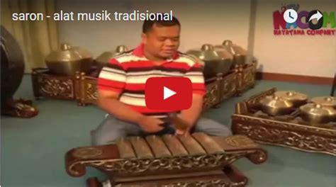 Tarian daerah tradisional 34 provinsi beserta gambarnya dan asal daerahnya. Alat Musik Tradisional: alat musik tradisional - saron