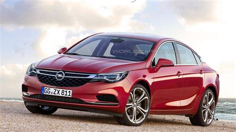 2017 Opel Insignia Coming With New Biturbo Diesel