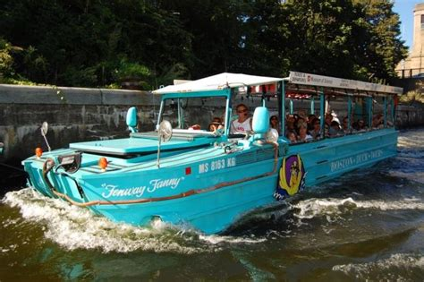 Duck Tours Boston Winter by Great Weekend Escapes Boston Ma