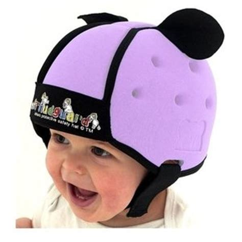 chambre a air pour poussette casque de protection pour enfant lila par thudguard amazon fr bébés puériculture