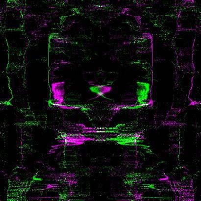 Loop Psyklon Giphy Pink Glitch Gifs Lime