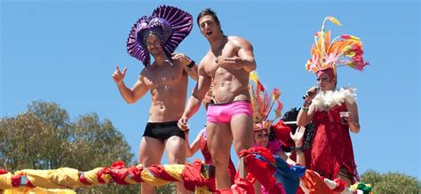cape town gay pride hottest party africas rainbow nation
