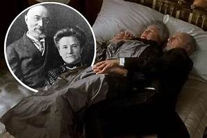 Titanic true story: What happened to couple on bed as ship ...