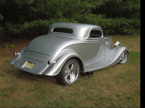 "1933 Ford 3window Coupe, Beautiful Build, Ford 9"" Rear, A"