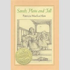 Stickered Books 1986 Sarah, Plain And Tall By Patricia Maclachlan