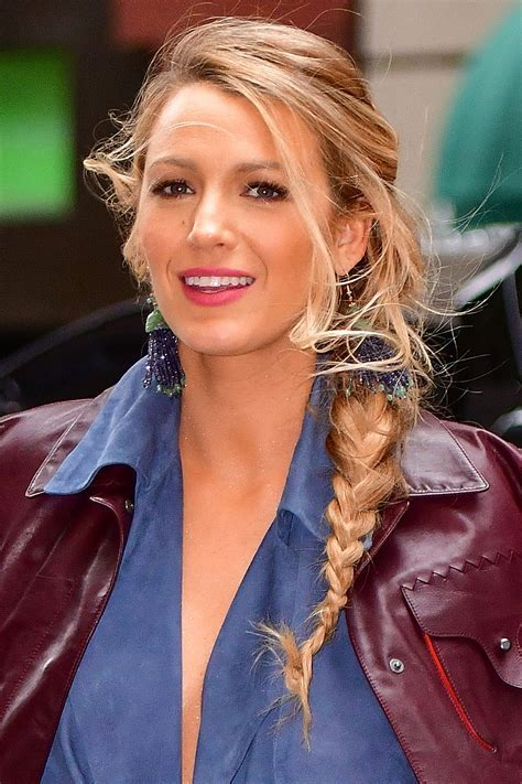 Blake Lively's All I See Is You Press Tour Hair Details