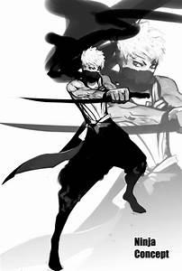 Ninja Concept by FF69 on DeviantArt