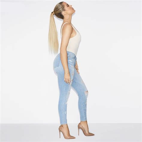 Khloé Kardashian's Just Launched a Denim Line for *All ...