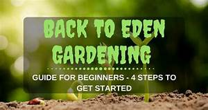 Back To Eden Gardening Method Guide For Beginners With 4 Steps