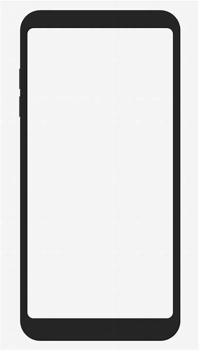 Mobile Frame Pixel Kartik Mobiles Creation Transparent