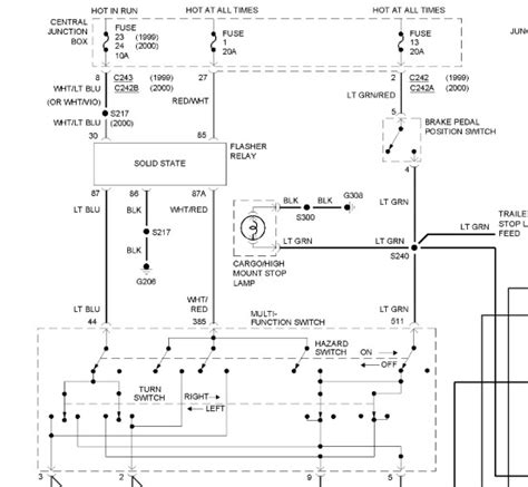 Wiring Diagram 2005 Ford F450 Xl by Ford F 250 Duty Questions No Power For Brake