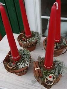 Die Schönsten Weihnachtsdekorationen : die sch nsten weihnachtskerzen zum selbermachen die jedem die show stehlen werden diy ~ Markanthonyermac.com Haus und Dekorationen