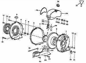 Craftsman Backpack Air Blower Parts