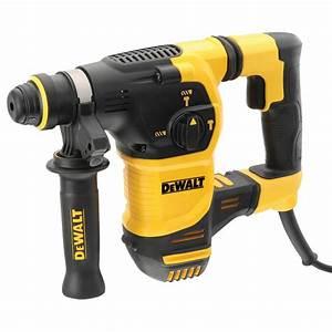 DEWALT D25333K 240v 3 function hammer - SDS plus - Howe