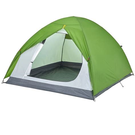 Arpenaz 3 Tent - 3 Man, Green - | Decathlon