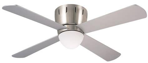 modern flush mount ceiling fan emerson cf530bs 48 quot wyatt modern contemporary flush