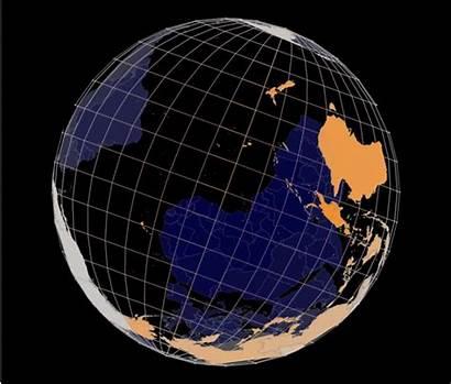 Globe Gifs Spinning Animated Earth Animation Globus