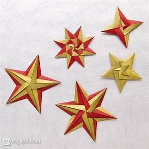 Origami Stars By Tomoko Fuse  U2014 Modular Origami