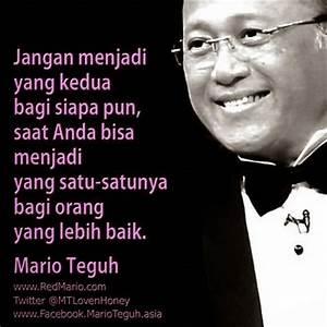 Kata Kata Bijak Mario Teguh Mario Teguh The Golden Ways ...