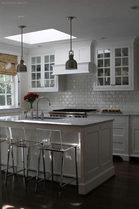 custom painted white kitchen cabinets  bethesda maryland