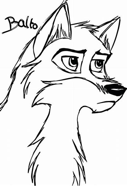 Wolf Coloring Pages Anime Fox Minecraft Drawing