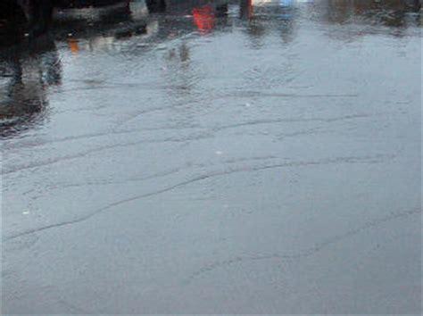 surface drainage pavement interactive