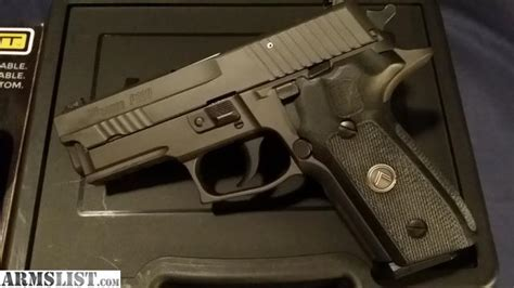 armslist for sale trade sig sauer p229 legion with rail