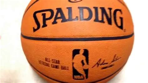 2014 Nba All Star Game Official Game Ball. Genuine Leather