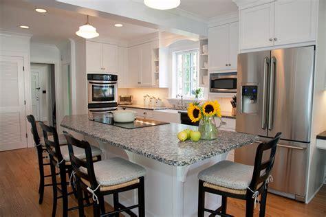multifunctional kitchen island  seating increasing