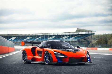 2019 Mclaren Senna Prototype Drive
