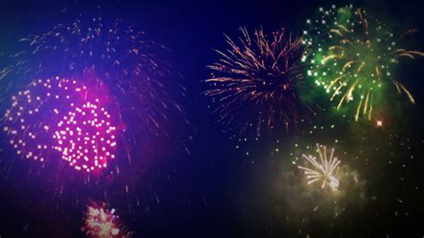 Colorful Firecracker Background 01 By Sharz Videohive