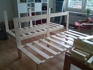 Sofa Aus Paletten Matratze : sofa aus matratzen selber bauen raum und m beldesign ~ Michelbontemps.com Haus und Dekorationen