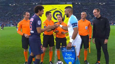 OM-PSG : Live streaming match Championnat 2018-2019 ...