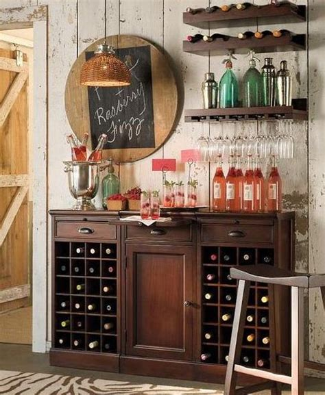 mini bar designs 29 mini bar designs that you should try for your home digsdigs