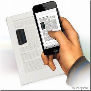 Pdf document scanner and ocr document scanners for the for Phone documents scanner