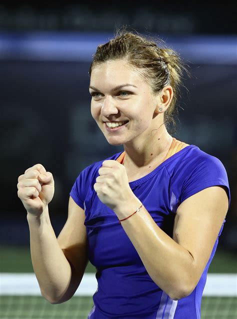 Simona Halep (Симона Халеп) breast before and after - YouTube