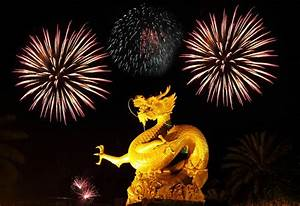 Ancient Chinese Believed That Fireworks Would Scare Away