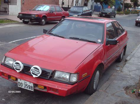 mitsubishi cordia for sale 1985 mitsubishi cordia 1800 turbo related infomation