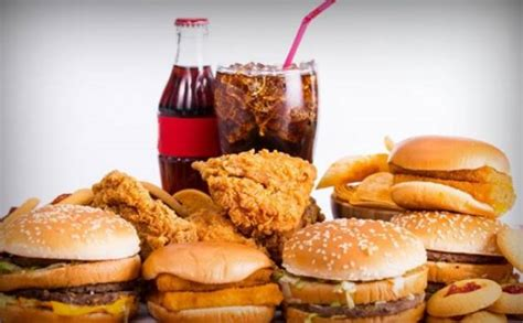Fast Food May Expose You To Harmful Chemicals