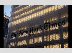 The New York Times Building Facade SEGD